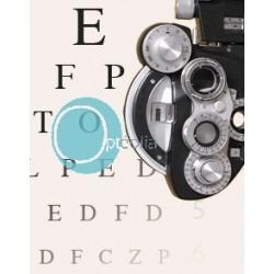 Salle d'examen de vue modèle BASIC pour opticien