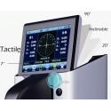 """Frontofocomètre auto couleur tactile 7"""" PD UV imprimante"""
