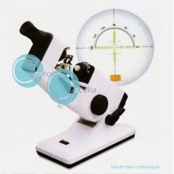 Frontofocomètre manuel lecture interne modèle ECO