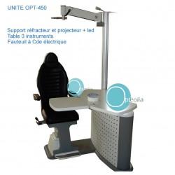 Unité de réfraction compacte OPT-450