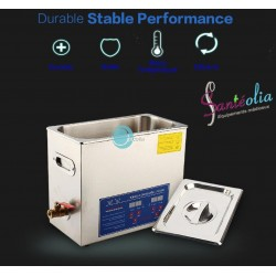Nettoyeur ultrasons pro chauffant 6L
