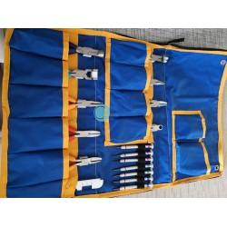 Trousse 16 outils optique