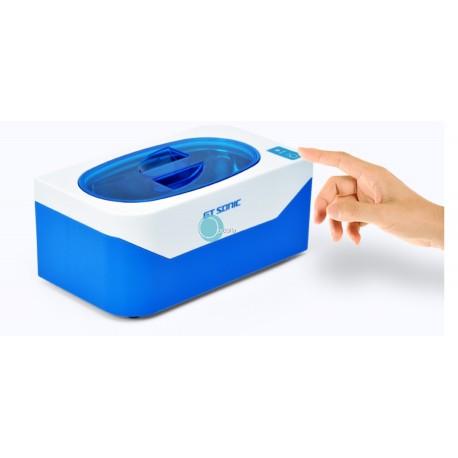 Nettoyeur ultrasons modèle pour opticiens mobiles