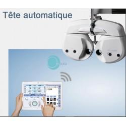 Réfracteur automatique informatisé liaison Bluetooth