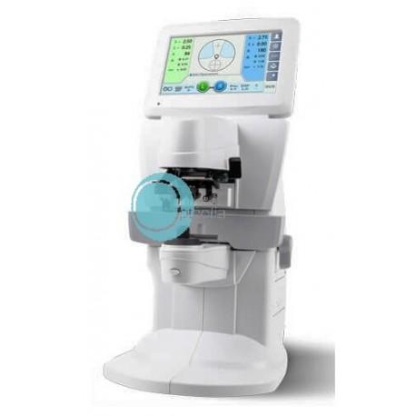 Frontofocomètre automatique toutes fonctions liaison chaine de réfraction digitale