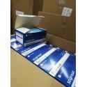 Masques de protection type chirurgical 3 plis par 600, soit 1 carton de 12 boîtes LUVXOM MFM-20002-05