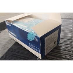 Masque de protection type chirurgical 3 plis vente par boîte de 50