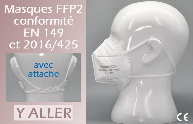 Masque FFP2 Covid-19